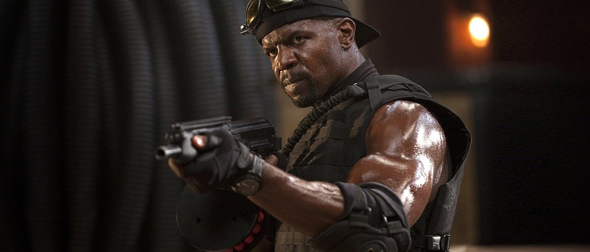 Terry Crews is not Returning Back in Expendables 4, Here's What Happened