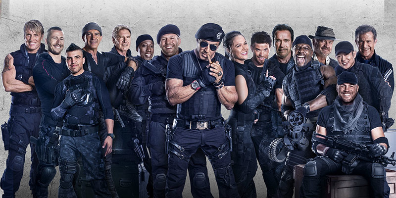 What You Will See in Expendables 3