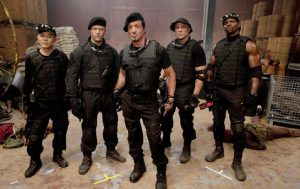 What is The Expendables Series