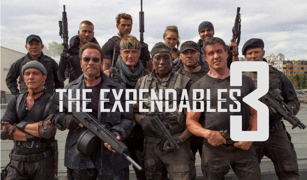Some Interesting Facts about The Expendables 3