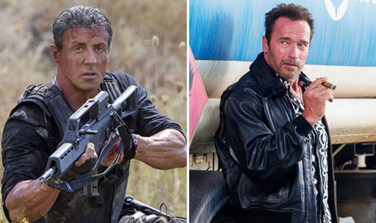 Sylvester Stallone and the Expendables Series