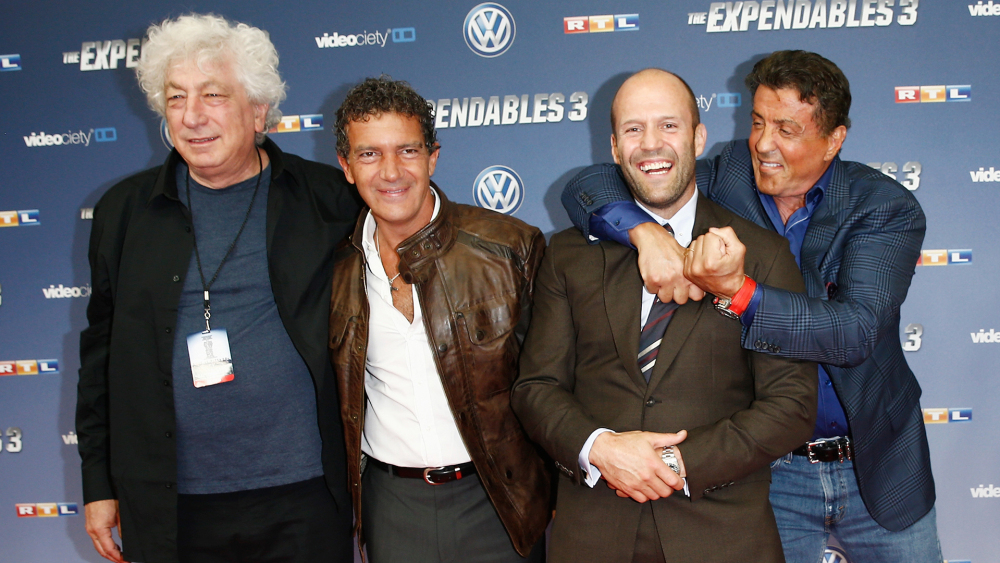 Why Expendables 3 is not as Successful as other Two Films