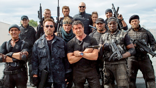 Highly Anticipated Expendables 4 What's Differen