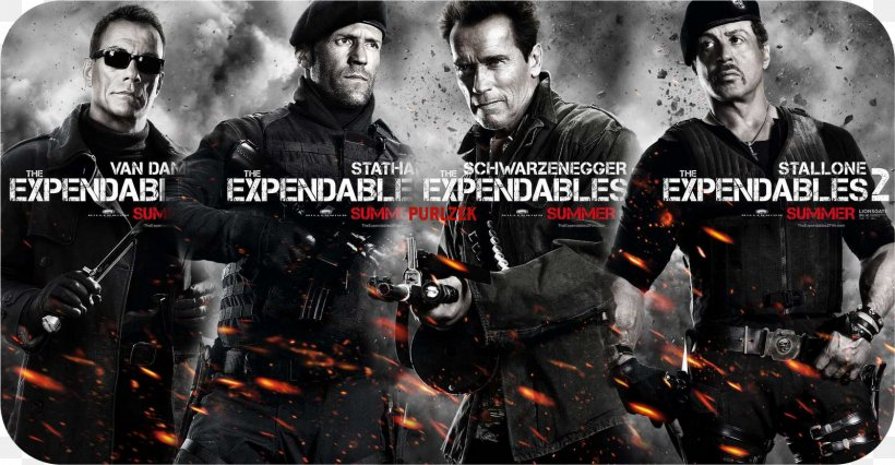 Movie Recommendation The Expendables