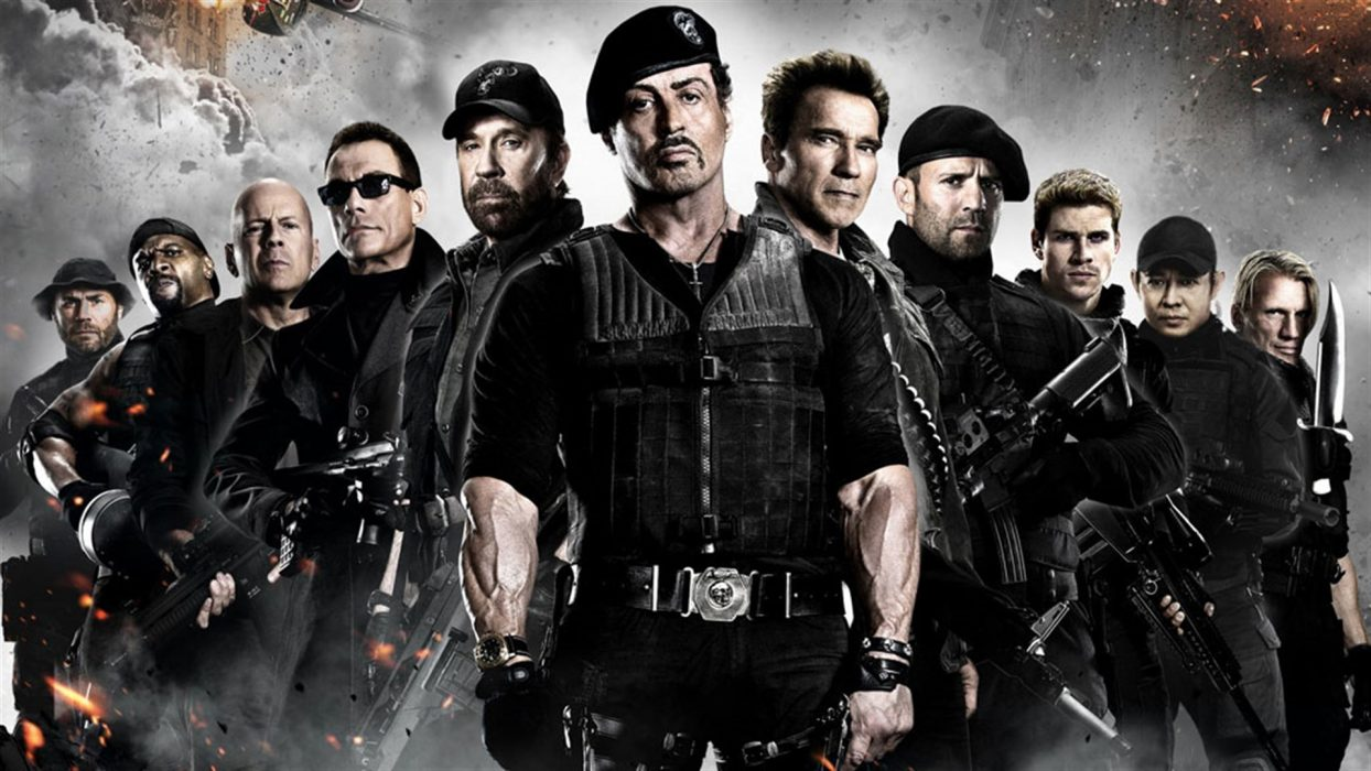 Movie Recommendation: The Expendables