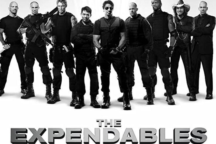 Review Film The Expendables 1, 2, 3