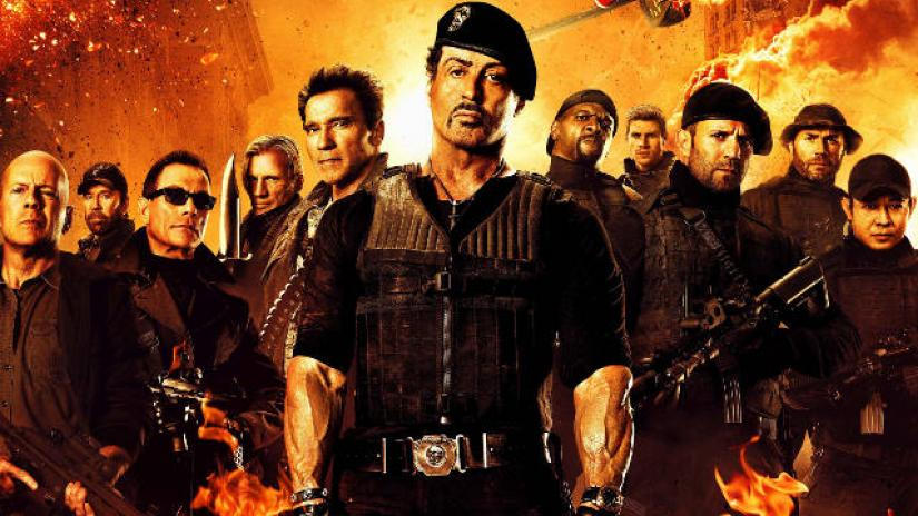 About The Expendables 2