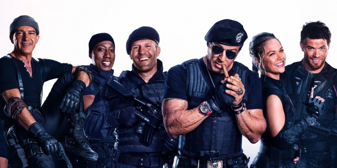 The Controversies Behind Expendable Film Series