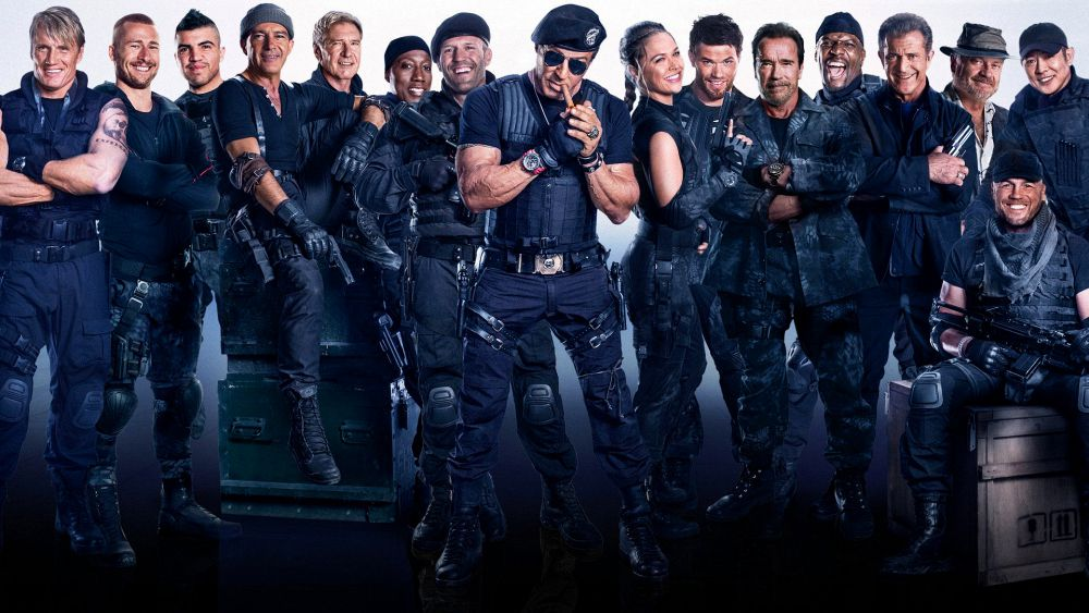 Why Expendables 3 is not as Successful as other Two Films?