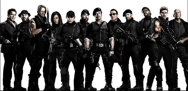 Review Of The Expendables 3