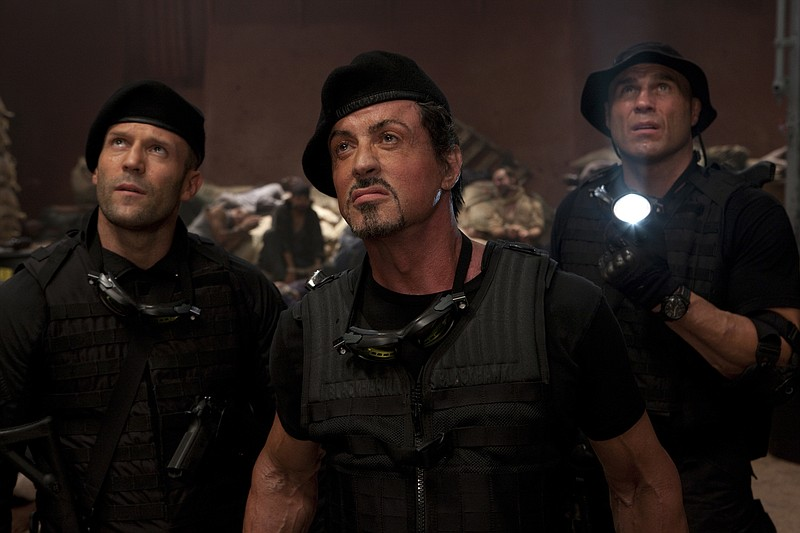 Things You Better Know about The Expendables