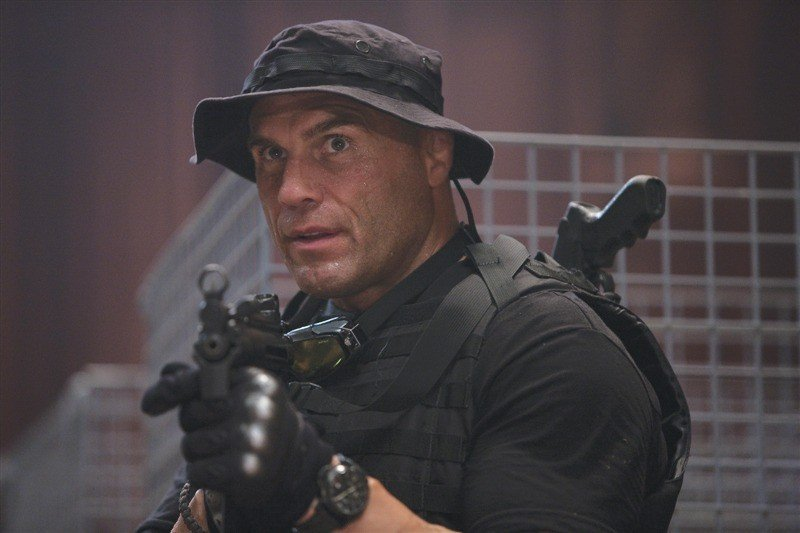 Mengenal Pemian Film The Expendable toll road Atau Randy couture